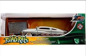 1:24 JADA toys 20th Anniversary - Road Rats - 1951 Mercury