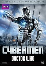 NEW - Doctor Who: The Cybermen (DVD)
