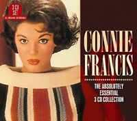 Connie Francis - Absolutely Essential 3CD Collection [New CD] UK - Import