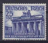 Deutsches Reich Mi Nr. 803 ** TOP, 1941, postfrisch, MNH