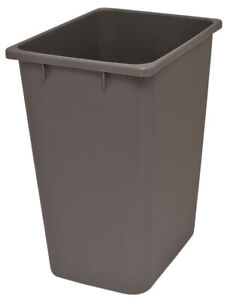 Kesseböhmer 36 Quart or 52 Quart Biodegradable Recycled Replacement Trash Bins