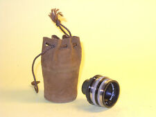 Zeiss Sonnar 2,5cm/1,4 for Kinamo KS 10 - very rare early 16mm movie camera Lens
