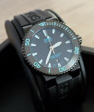 Oris Aquis Date 43mm Automatic Black/Blue PVD