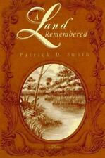 """GOOD COND""  A LAND REMEMBERED by PATRICK D SMITH (1996)"
