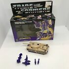 Transformers Original G1 1985 Triple Changer Blitzwing W/ Box For Sale