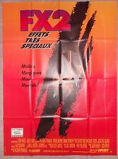 FX2 EFFETS TRES SPECIAUX Bryan Brown RACHEL TICOTIN Richard Franklin 120x160cm