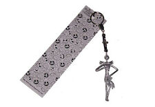 New Disney Nightmare befor Christmas Silver-Color Steel Key-Chain COOL !