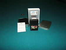 ~ ZIPPO CHEVY  ACCESSORY LIGHTER ~ RACING BOWTIE LOGO ~ J  2000