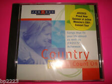 Country You Can Count On, RARE, 2000, OOP Collectors CD Brand NEW Factory Sealed