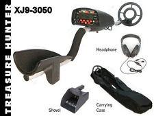 NEW METAL DETECTOR XJ9-3050 FROM TREASURE HUNTER