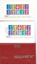 WBC. - GB foglio in miniatura - 2000-colore Tavolozza-TIMBRO MOSTRA Souvenir Pack