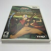 Avatar: The Last Airbender The Burning Earth (Wii, 2007) MISSING MANUAL