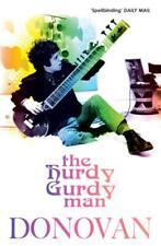 El Hurdy Gurdy Man Por DONOVAN Leitch Libro De Bolsillo 9780099487036 NUEVO