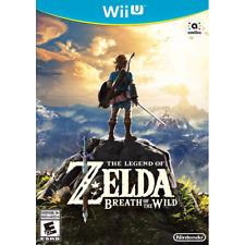 The Legend of Zelda: Breath of the Wild [Nintendo Wii U Open World Adventure]