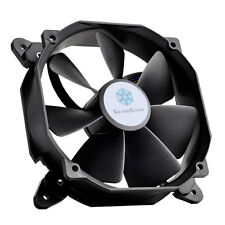 Silverstone FHP Series Fan 1438, 140mm, 38mm depth, Compatible with any 120mm or