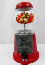 """11"""" Vintage Jelly Belly gumball machine works glass globe"""