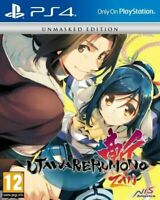 Utawarerumono: Zan PS4 Playstation 4 Brand New Sealed