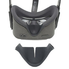 VR Headset Nose Cushion Cover Pad Silicone Eye Face Fitted For Oculus Qu DzGSIT