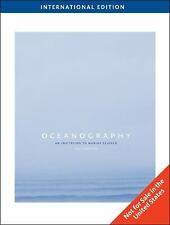 Oceanography : An Invitation to Marine Science, International Edition