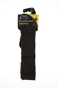 Smartwool 265277 Womens Trellis Knee High Socks Chestnut Heather Set of 2 Size S