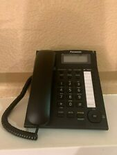 Panasonic Integrated Telephone System Kx-Ts880 -Caller Id, Call Waiting - Black