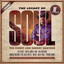 Legacy Of Soul (2016, CD NEUF)