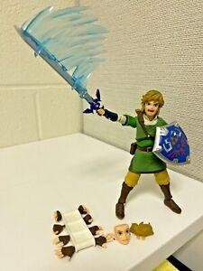 The Legend of Zelda Skyward Sword Link Action Figure Figurine Figma