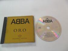 ABBA - Oro: Grandes Exitos (CD 1992) USA Pressing / Spanish Version