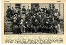 Die Anatomische Gesellschaft in Rostock: Teilnehmer der Versammlung c.1906