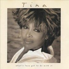 What's Love Got to Do with It by Tina Turner (CD, Jun-1993, Parlophone)