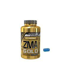 ZMA GOLD 120capsulas NUTRYTEC GOLD XTREM zinc magnesio vitamina b6