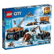 """LEGO® City 60195 """"Mobile Arktis-Forschungsstation"""" Mammut Schneemobil NEU/OVP!"""