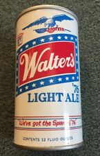Walters 76 Light Ale 12oz Can Straight Steel Eau Claire Wi