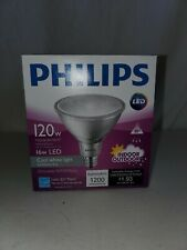 Philips LED 120w Cool White Indoor/Outdoor Bulbs 6 per box