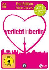 3 DVDs * VERLIEBT IN BERLIN - BOX 9 - FOLGEN 241 - 270 FAN EDITION # NEU OVP &B
