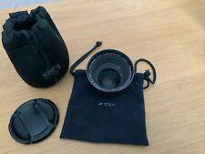 fujifilm TCL-X100 - Tele-conversion Lens for x100 series - silver - pouch