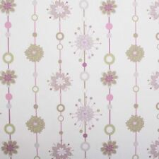 MJA Fairfield Mills 100% Cotton Greenwich Floral Print Curtain Fabric Material