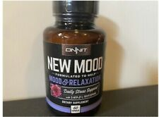 Onnit New Mood Daily Stress Support - 60 Capsules