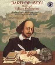 Bard of Avon: The Story of William Shakespeare by Diane Stanley, Peter Vennema