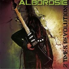 ALBOROSIE - 2 TIMES REVOLUTION  CD NEW+