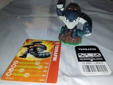 2011 Activision Skylanders  TERRAFIN  Figure Loose w Cards