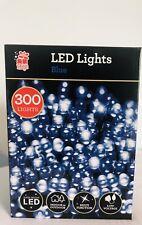 300 LED BLUE LIGHTS INDOOR/ OUTDOOR SUPER BRIGHT