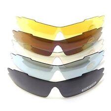 Shooting Glasses -- POLICE - Tactical SWAT - Premium 5 Lens Kit & MORE -12 Guage