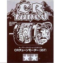 Tamiya #54114 Rock Crawlers High Torque CR-Tuned Motor 35T For CR01 58405 58429
