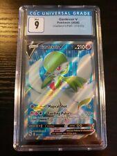 Pokemon Champions Path - Gardevoir V Full Art 70/73 CGC Graded 9 Mint PSA / BGS