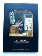JÖRN GÜNTHER : NO.16 IN PURSUIT OF MASTERPIECES A SELECTION OF ILLUMINATED BOOKS
