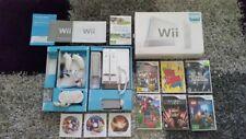 Nintendo Wii with over 1700+ Games NINTENDO 64 snes SEGA MEGADRIVE 2 CONTROLLERS