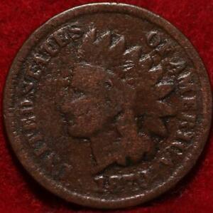 1870 Philadelphia Mint Indian Head Cent