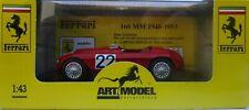 AR1 - Art model 1/43 - 503 - Ferrari 166 MM Mille miglia 1991