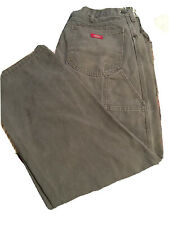 Dickies Green Men's Cargo Pants 38 X 30